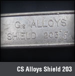 CS Alloys Shield 203